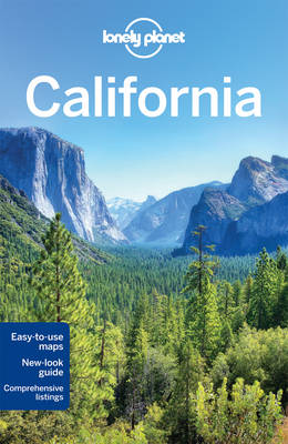 Lonely Planet California - Travel Guide (Paperback)