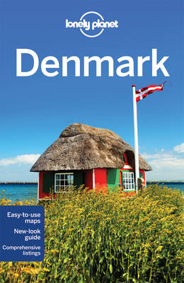 Lonely Planet Denmark - Travel Guide (Paperback)