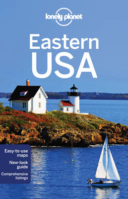 Lonely Planet Eastern USA - Travel Guide (Paperback)