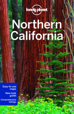 Lonely Planet Northern California - Travel Guide (Paperback)