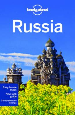 Lonely Planet Russia - Travel Guide (Paperback)