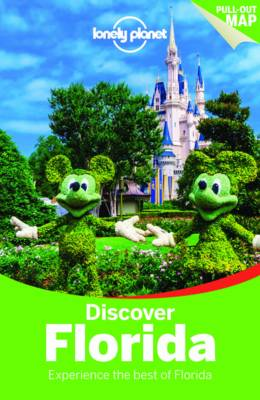 Lonely Planet Discover Florida - Travel Guide (Paperback)