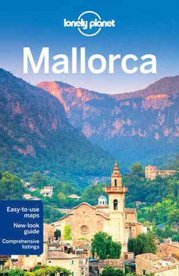 Lonely Planet Mallorca - Travel Guide (Paperback)