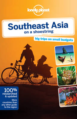 Lonely Planet Southeast Asia on a Shoestring - Travel Guide (Paperback)