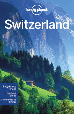 Lonely Planet Switzerland - Travel Guide (Paperback)