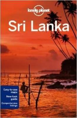 Lonely Planet Sri Lanka - Travel Guide (Paperback)