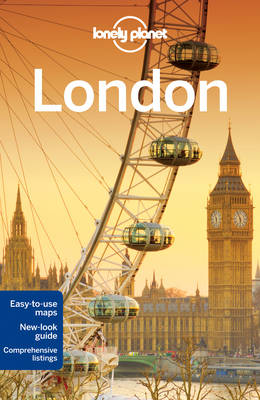 Lonely Planet London - Travel Guide (Paperback)