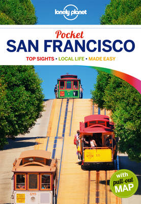Lonely Planet Pocket San Francisco - Travel Guide (Paperback)
