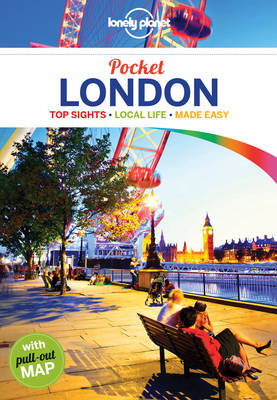 Lonely Planet Pocket London - Travel Guide (Paperback)