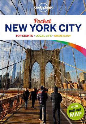 Lonely Planet Pocket New York City - Travel Guide (Paperback)