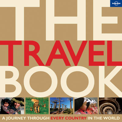 The Travel Book Mini: A Journey Through Every Country in the World - Lonely Planet (Hardback)