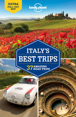 Lonely Planet Italy's Best Trips: 1 - Travel Guide (Paperback)