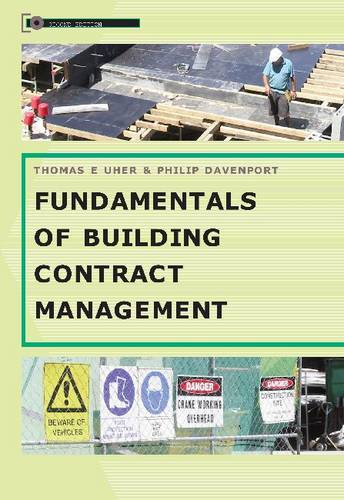 Fundamentals of Building Contract Management (Paperback)