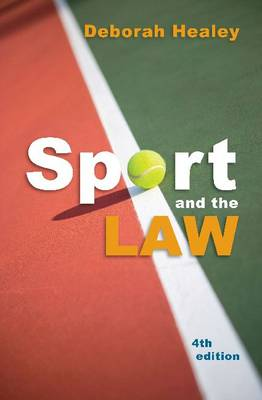 Sport and the Law (Paperback)