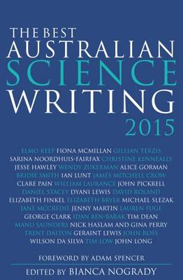 The Best Australian Science Writing 2015 (Paperback)