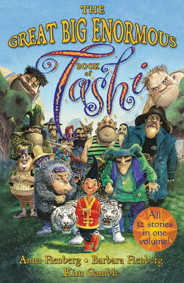 Great Big Enormous Book of Tashi (Paperback)