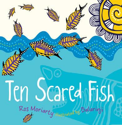 Ten Scared Fish (Paperback)