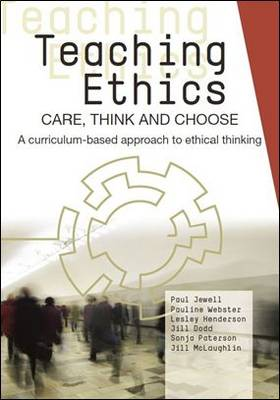 Teaching Ethics: A Curriculum-Based Approach to Ethical Thinking (Paperback)