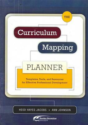 The Curriculum Mapping Planner (Paperback)