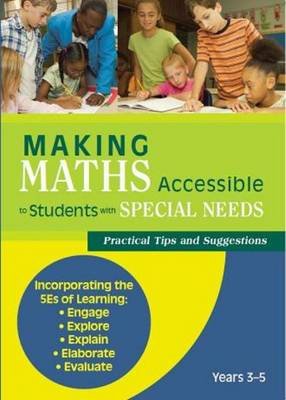 Making Maths Accessible to Students with Special Needs: Years 3-5 Bk. B - Making Maths Accessible to Students with Special Needs 4 (Paperback)