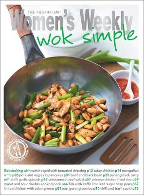 Wok Simple - The Australian Women's Weekly: New Essentials (Paperback)