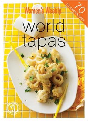 World Tapas - The Australian Women's Weekly Minis (Paperback)