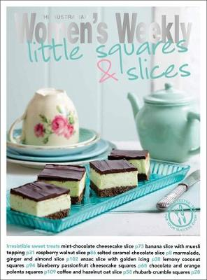 Little Squares & Slices - The Australian Women's Weekly: New Essentials (Paperback)