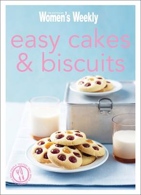 Easy Cakes & Biscuits - The Australian Women's Weekly Minis (Paperback)