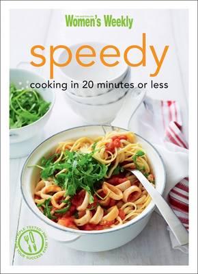Speedy - The Australian Women's Weekly Minis (Paperback)