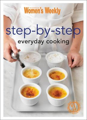 Step-by-Step - The Australian Women's Weekly Minis (Paperback)