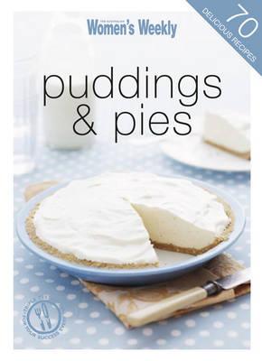 Mini Sweet Puddings & Pies - The Australian Women's Weekly Minis (Paperback)