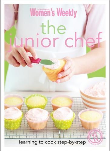 Junior Chef - The Australian Women's Weekly Minis (Paperback)