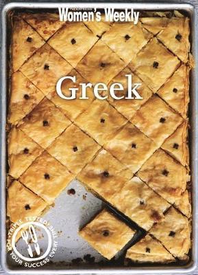 Greek - The Australian Women's Weekly (Paperback)