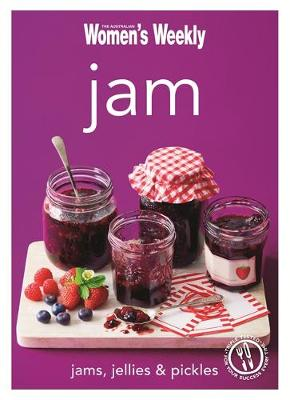 Jam - The Australian Women's Weekly Minis (Paperback)