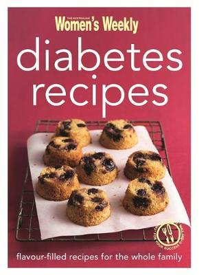 Diabetes Recipes - The Australian Women's Weekly Minis (Paperback)