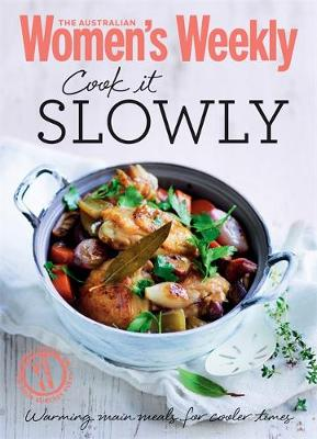 Cook It Slowly - The Australian Women's Weekly Minis (Paperback)