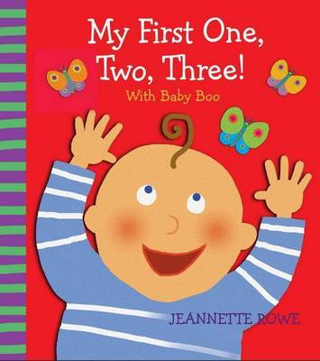 My First One, Two, Three! with Baby Boo Counting Book (Hardback)