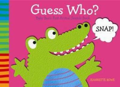Guess Who? (Board book)