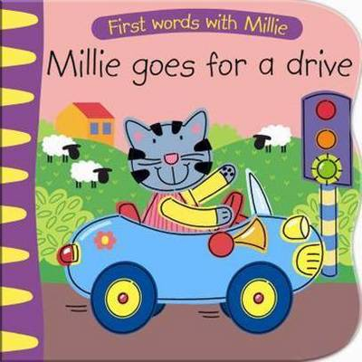 Millie Goes for a Drive: First Words Wtih Millie (Board book)