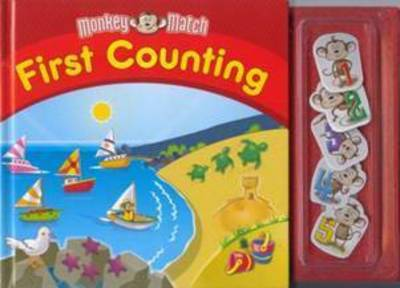 Monkey Match First Counting (Board book)