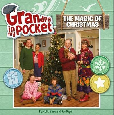 Grandpa in My Pocket: The Magic of Christmas (Paperback)
