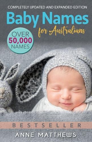 Baby Names for Australians (Paperback)