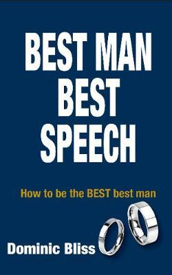 Best Man Best Speech (Paperback)