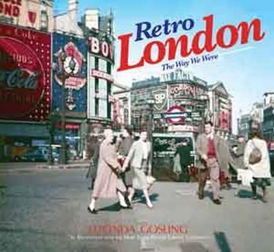 Retro London (Hardback)