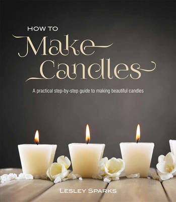 How to Make Candles (Paperback)