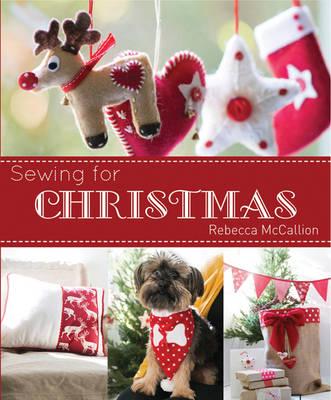 Sewing for Christmas (Hardback)