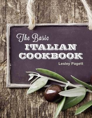 Basic Italian Cookbook (Hardback)