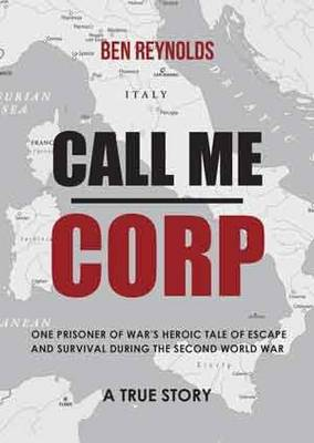 Call Me Corp (Hardback)