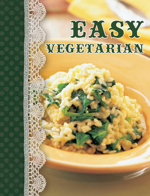 Shopping Recipe Notes-Easy Vegetarian: Simply Tear Out Your Favourites and Take to the Shops with You. (Hardback)
