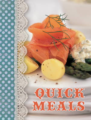 Shopping Recipe Notes-Quick Meals: Simply Tear Out Your Favourites (Hardback)